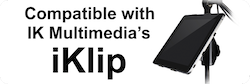 Compatible with iKlip